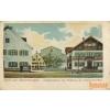 L. Franzl & c. Oberammergau - Partie aus Oberammergau