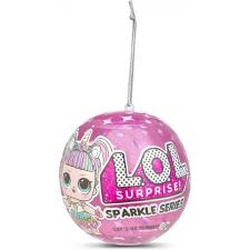L.O.L L.O.L Surprise: Sparkle Dolls csillámló meglepetés babák - többféle játékfigura