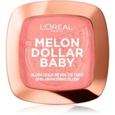L´Oréal Paris L'Oréal Paris Wake Up & Glow Melon Dollar Baby arcpirosító minden bőrtípusra árnyalat 03 Waternelon Addict 9 g arctisztító