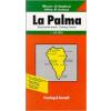 La Palma autótérkép - f&b*
