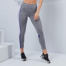 LABELLAMAFIA Color Block Heather Gray női leggings - LABELLAMAFIA S