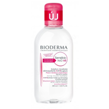 Laboratoire Bioderma Bioderma Sensibio H2O AR arc- és sminklemosó 250ml sminklemosó