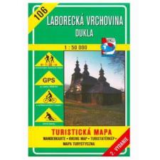 Laborcai-hegység - VKÚ - HM 106 térkép