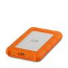 LaCie - 2TB Rugged USB-C külső merevlemez - Ezüst/Narancs