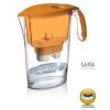 Laica Color Clear line vízszűrő kancsó narancs 1db szűrőbetéttel 1 db