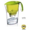 Laica Color Clear line vízszűrő kancsó zöld 2db szűrőbetéttel
