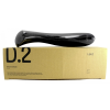 Laid LAID D.2 - gránit dildó (fekete)