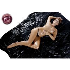 Lakk Lakk lepedő - fekete (200 x 230cm)