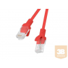 Lanberg Patchcord RJ45 cat. 5e UTP 2m red