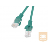 Lanberg Patchcord RJ45 cat. 6 UTP 2m green