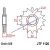 Lánckerék első JTF1126 520 16 fogas