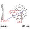 Lánckerék első JTF1606 428 14-fogas
