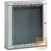 "Lande LN-RS09U5415-LG NETbox HOME 9U 600x150 fali rack szekrény 19"" RAL7035 szürke"