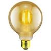 Landlite RUB-G95-4W FLT E27, 1700K, LED lamp