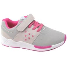 Lány sportcipő pink-szürke