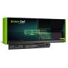 Laptop Akkumulátor X411C U011C Dell Studio XPS 16 1640 1645 1647 6600mAh