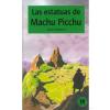 Las estatuas de machu picchu