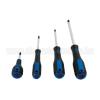 Laser Tools Csavarhúzó készlet 4 db-os Japán - JIS-profil - Honda, Shimano -TS20 (LAS-7036)