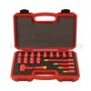 "Laser Tools Dugókulcs klt. 1/4"" 18 db-os Szigetelt/Hibrid VDE (LAS-6145)"