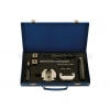 """Laser Tools Fékcsőperemező készlet járművön is használható 4,75 + 1/4"""" Profi -TS20(LAS-4850)"""