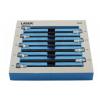 "Laser Tools Rátűzőkulcs 9 db klt. 3/8"" Imbusz 4-19 mm  extra hosszú 200 mm -AT18- (LAS-7357)"