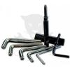 Laser Tools Vezérlésrögzítő készlet Ford 1,6 1,8D (LAS-1866)