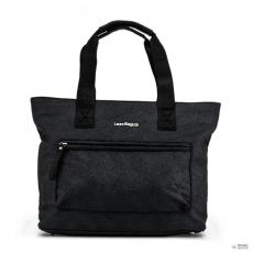 Laura Biagiotti női bevásárló táska LB18S103-4_fekete