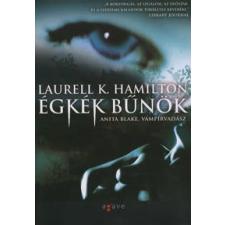 Laurell K. Hamilton Égkék bűnök regény