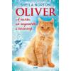 Lazi Könyvkiadó Sheila Norton: Oliver - A macska, aki megmentette a karácsonyt