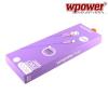 LB103 Micro-USB kábel 1.0m, lila