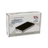 """LC POWER 2,5"""" LC-25U3B Elektra USB 3.0 külső fekete merevlemez ház"""