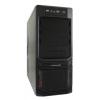 LC POWER 925B ATX Számítógépház 600W-os tápegységgel - Fekete (LC-925B)