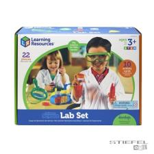 Learning Resources Kutató labor készlet kreatív és készségfejlesztő