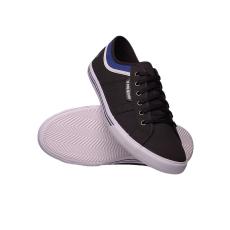 LecoqSportif Ferdinand Canvas Black utcai cipő