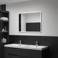 LED-es fürdőszobai falitükör érintésérzékelővel 80 x 60 cm bútor