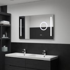 LED-es fürdőszobai tükör érintésérzékelővel 100 x 60 cm bútor