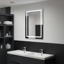LED-es fürdőszobai tükör érintésérzékelővel 60 x 80 cm bútor