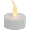 LED-es teamécses, fehér, 6db, 3V