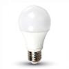 LED lámpa E27 (11Watt/200°) Körte - természetes fehér