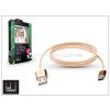 LED SOUND USB - USB Type-C adat- és töltőkábel - LED Sound Type-C 3.0 - gold