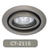 LEDvonal Beépíthető spot lámpatest Argus CT-2115 mattkróm