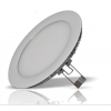 LEDvonal LED panel / 24W / süllyesztett / kerek / meleg fehér