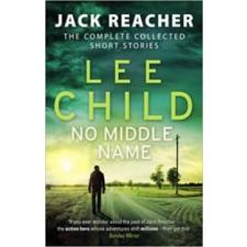 Lee Child No Middle Name idegen nyelvű könyv