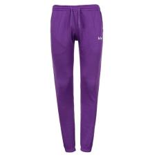 Lee Cooper Lee Cooper női melegítőnadrág - Lee Cooper Slim Joggers Ladies Purple