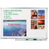 LEGAMASTER Professional mágneses fehértábla (whiteboard) 90x180 cm