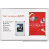 LEGAMASTER Universal Plus mágneses fehértábla (whiteboard) 90x120 cm