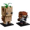 LEGO BrickHeadz Groot és Mordály 41626
