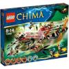 LEGO CHIMA Cragger parancsnoki hajója 70006