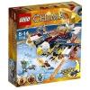 LEGO Chima Eris Tûz Sas Repülõje 70142
