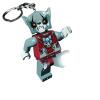 LEGO Chima lgl-ke37 - Worriz kulcstartó